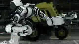Mitsubishi Eclipse Robot Factory
