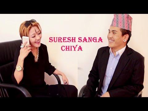 Nepali Comedy - Suresh Sanga chiya