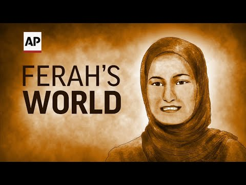 Ferah's World: How One Girl Survived IS Rule