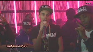 Young Adz freestyle - Westwood Crib Session