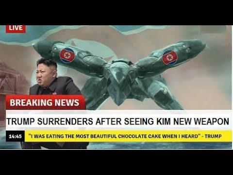 Inside North Korea Alien Technology More Advanced Than US. Day X Of Big War Is Set