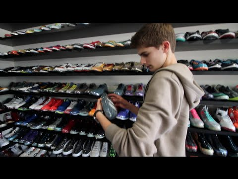 SNEAKER SHOPPING AT RIF WITH BSNEAK!