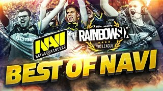 Best of NAVI at Pro League Season 10 - Finals