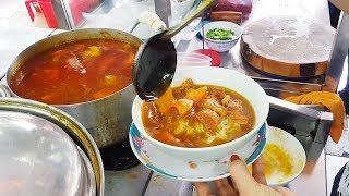 Ngon mê ly tô Phở Cây Quéo gia truyền hơn 100 năm giữa lòng Sài Gòn | saigon food