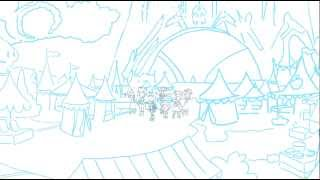 MLH Crystal Fair song full animatic WIP
