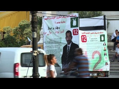 Tunisia vote offers post-Arab Spring hope