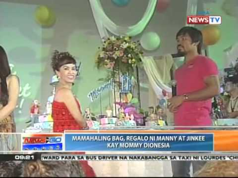 News to Go - Pacmom celebrates 62nd birthday - 05/16/11