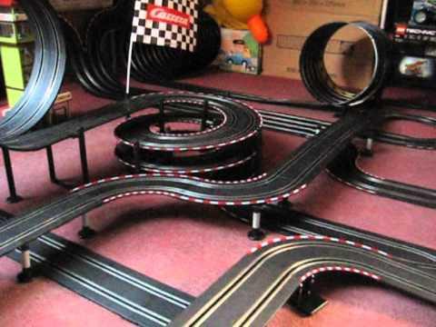 Unsere Carrera Go Bahn 005 Youtube