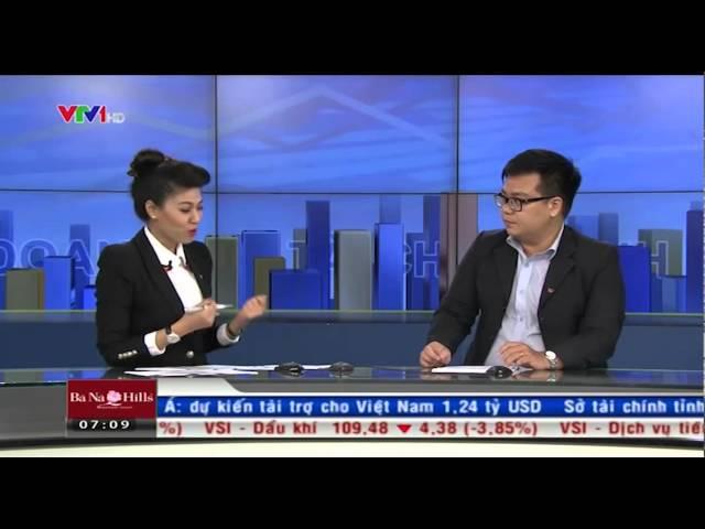 [VIDEO] Tài chính kinh doanh sáng 19/9/2014