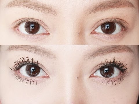 How to Make Small Eyelashes