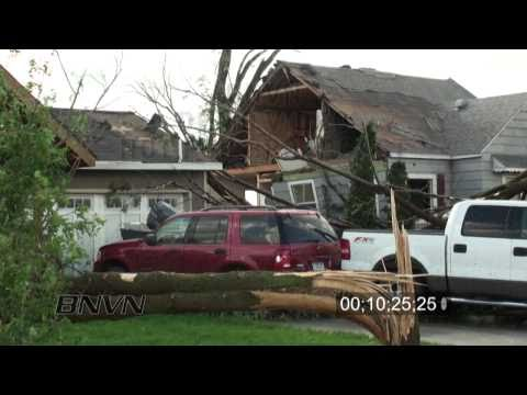 6/17/2010 Wadena, MN Torando Aftermath Footage