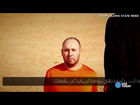 Steven Sotloff beheaded in new Islamic State video
