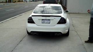 clk exhaust hd