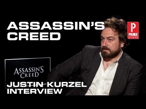 Assassin's Creed Director Justin Kurzel Interview