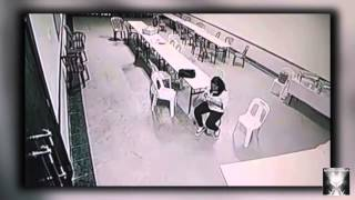 The Scariest Ghost Video You Will Ever See!!! Real Ghost Attack In Hotel online video cutter com