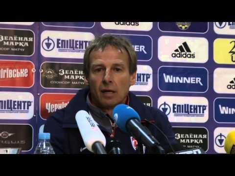 US-Coach Jürgen Klinsmann: