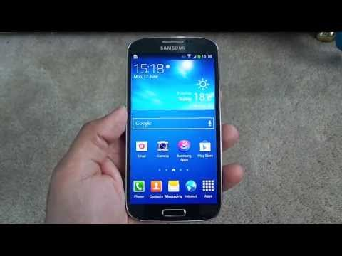 Samsung Galaxy S4 New Firmware Update in June For I9505 & I9505: How to Install It ?