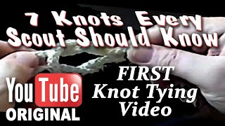 7 Knots Every Scout Should Know