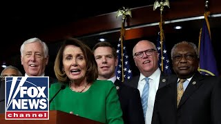 House Dems introduce bill to stop Trump's national emergency