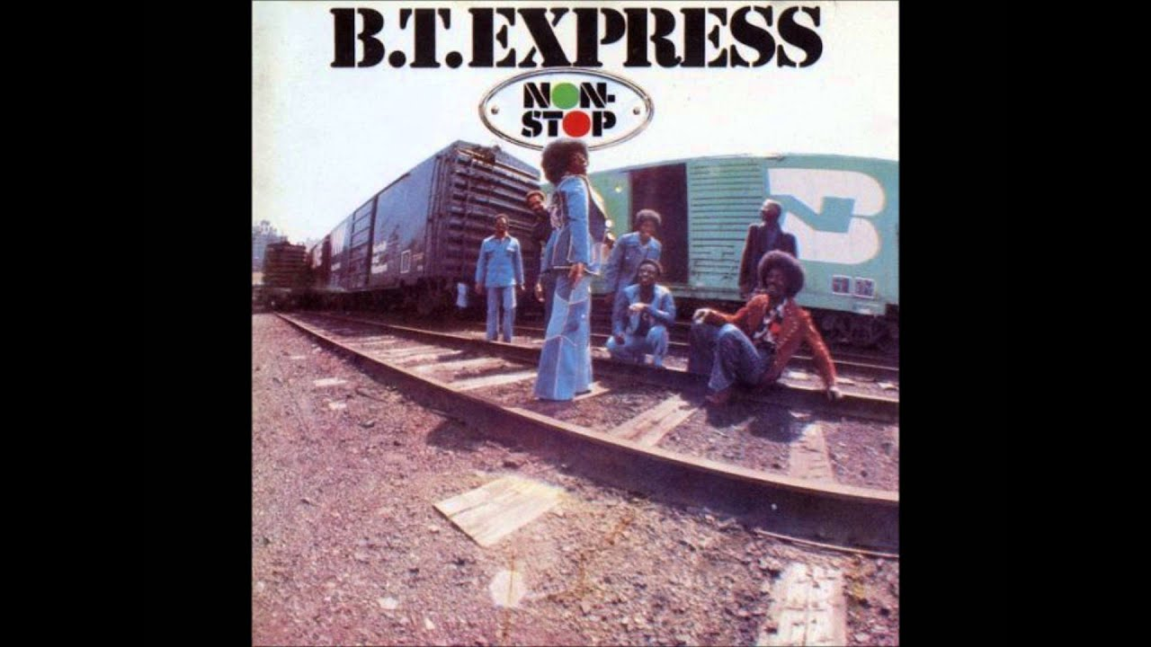 B.T. Express - Non-Stop / Shout!