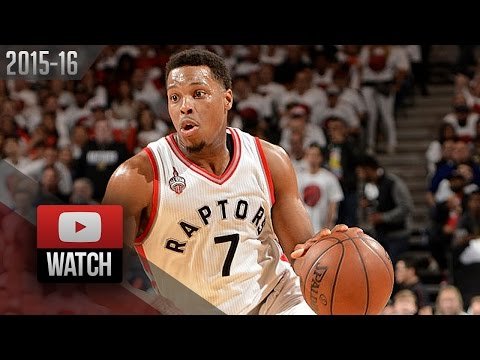 Kyle Lowry Full Game 7 Highlights vs Heat (2016.05.15) - 35 Pts, 9 Ast, UNREAL!