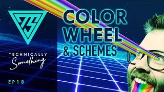 Graphic Design #3: Color Wheel & Schemes