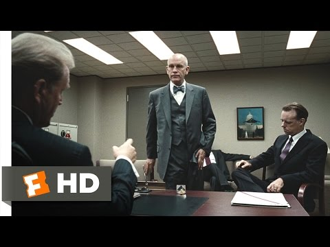 Burn After Reading (1/10) Movie CLIP - Osbourne Is Out (2008) HD