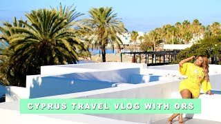 VLOG | Amazing getaway to beautiful Cyprus thanks to ORS | Edee Beau