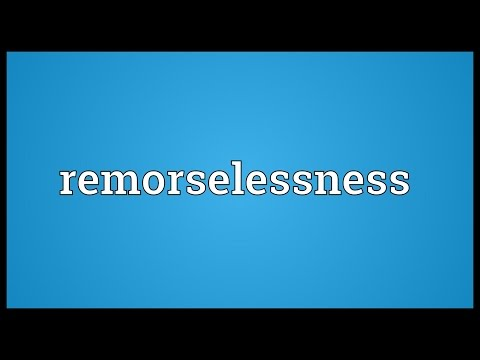 Header of remorselessness