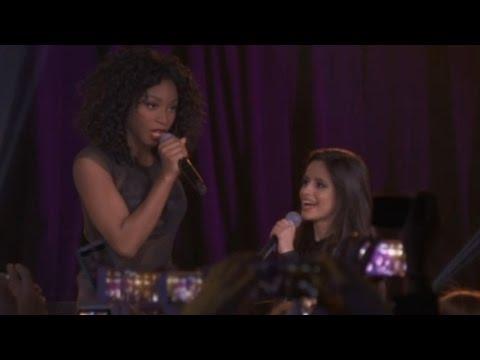 Fifth Harmony Dance Like Beyonce, Rihanna, Shakira!