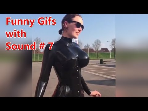 Funny Gifs with Sound # 7 - Best Coub Videos