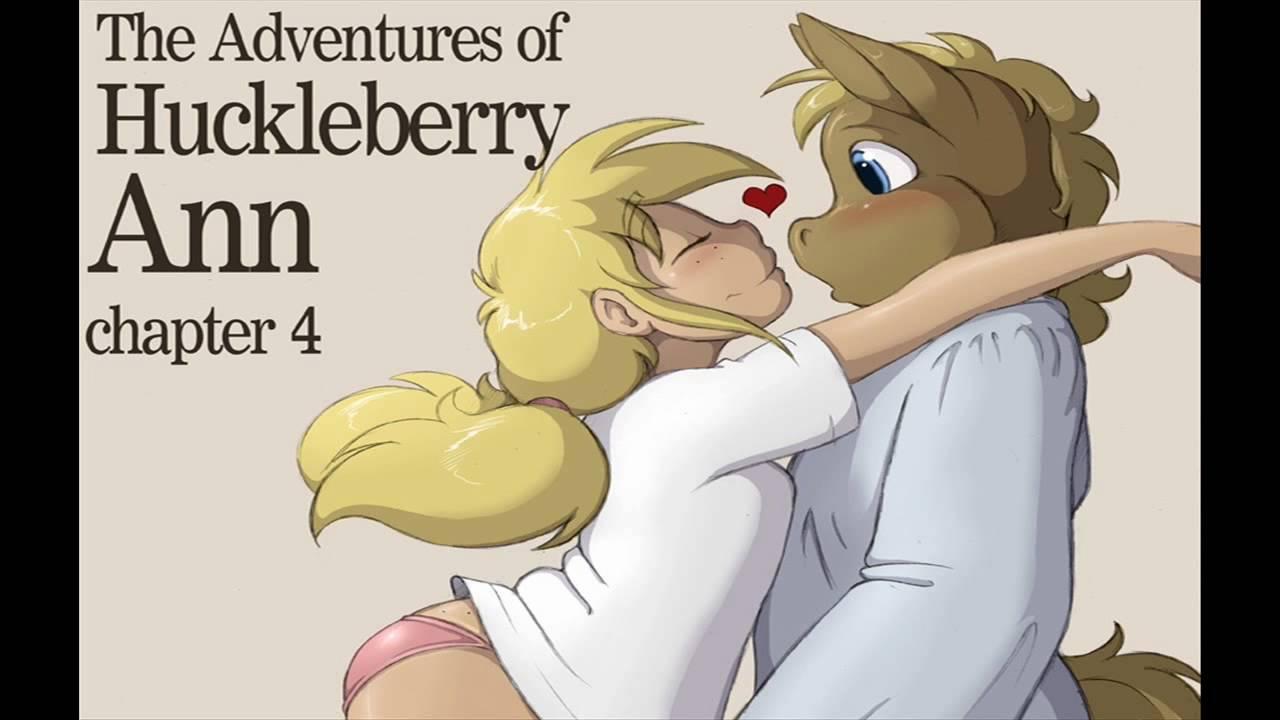 The adventures of huckleberry ann
