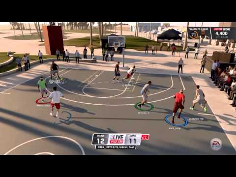 NBA Live 16 Gameplay| Out Here Killing|Thoughts On The DEMO!!!!