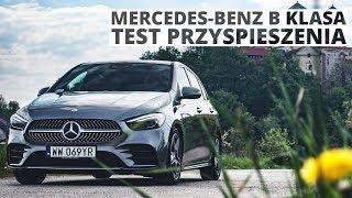 Mercedes-Benz Klasa B 200d 2.0 Diesel 150 KM (AT) - acceleration 0-100 km/h