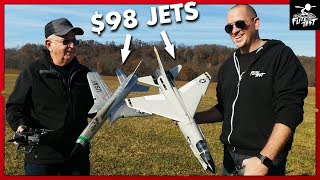 Jets Under $100 by Motion RC   FLITE TEST