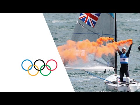 Sailing Finn Men Medal Race Full Replay -- London 2012 Olympic Games video