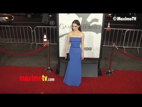 Emilia Clarke Lena Headey Stana Katic Game Of Thrones Season