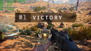 HP Omen 17 | GTX 1070 | Call of Duty: Black ops 4 Blackout Beta  | Benchmark