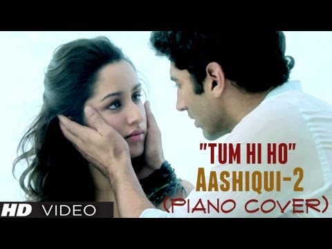 Tum Hi Ho Piano Cover (Instrumental) Aashiqui 2 - Magical Fingers...