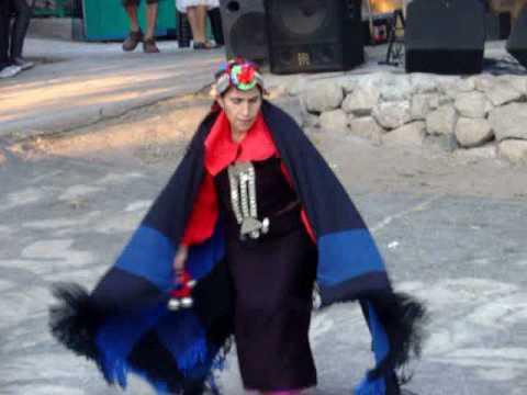 Antu Liwen: Danzas Mapuches en la Feria Indigena 2009