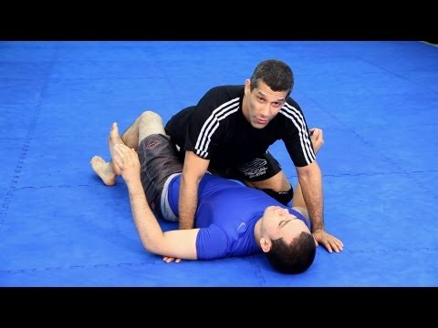 Passing and Striking from Half Guard Top | MMA Fighting Techniques Image 1