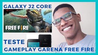 Galaxy J2 Core | GAMEPLAY GARENA FREE FIRE