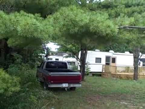 Trailer For Sale Campinn On Duck Lake Lot 305