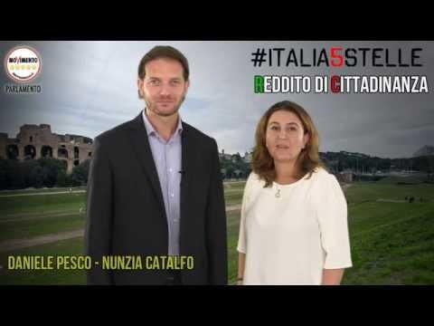 #Italia5Stelle: Italia con il #RedditoDiCittadinanza