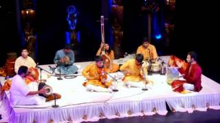 Kartigan and Ramanan Violin Arangetram - Thillana