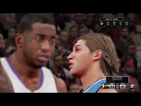 NBA 2K16 MY CAREER: Ep.8 part 2 Los Angeles Clippers