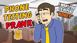 Asian Restaurant Phone Testing Prank - Ownage Pranks