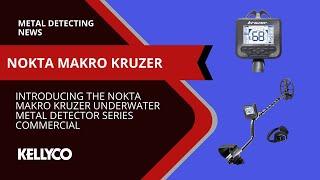 Nokta | Makro Kruzer Underwater Metal Detector Series Commercial (New 2018!) | Kellyco