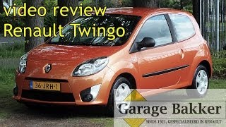 Video review Renault Twingo 1.2 60 Dynamique, 2009, 36-JRH-1