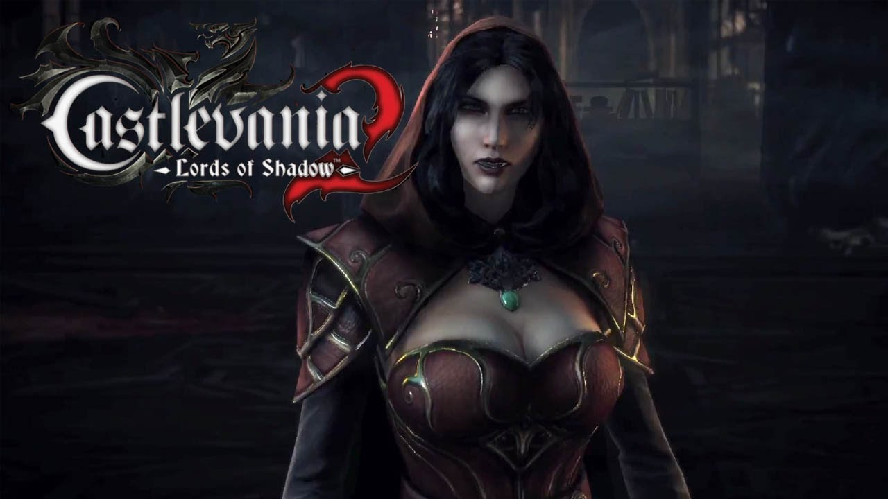 Castlevania Lords of Shadow 2 E3 Trailer